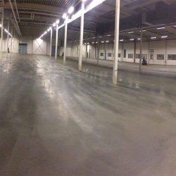 Industriële betonvloer