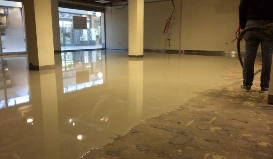 Uitzonderlijk Vloer egaliseren - BBM Vloeren | Dé vloerenspecialist VK77