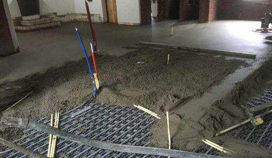 cementdekvloer
