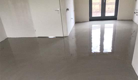 betonvloer egaliseren