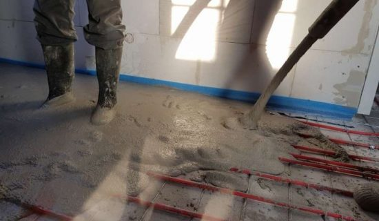 cementgebonden gietdekvloer
