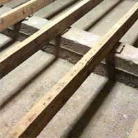 houten vloer vervangen